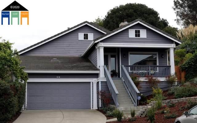 906 Ridgedale Ct, El Sobrante, CA 94803 (#40928681) :: Armario Venema Homes Real Estate Team