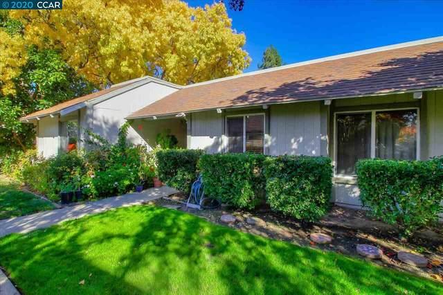 825 Oak Grove #19, Concord, CA 94518 (#40928755) :: Excel Fine Homes