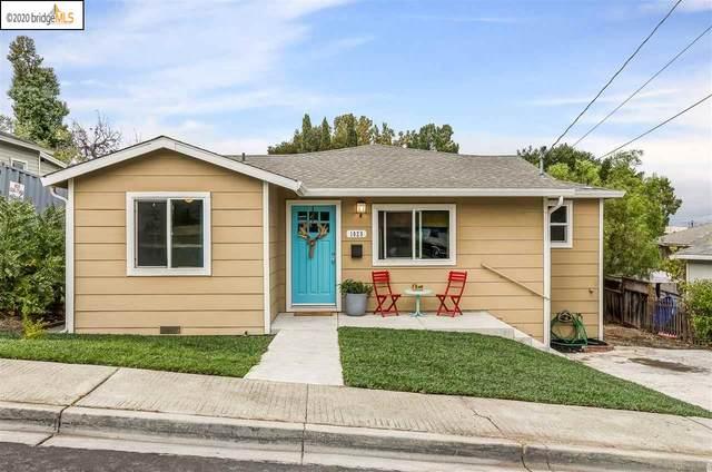 1025 Walnut St, Martinez, CA 94553 (#40928833) :: Blue Line Property Group