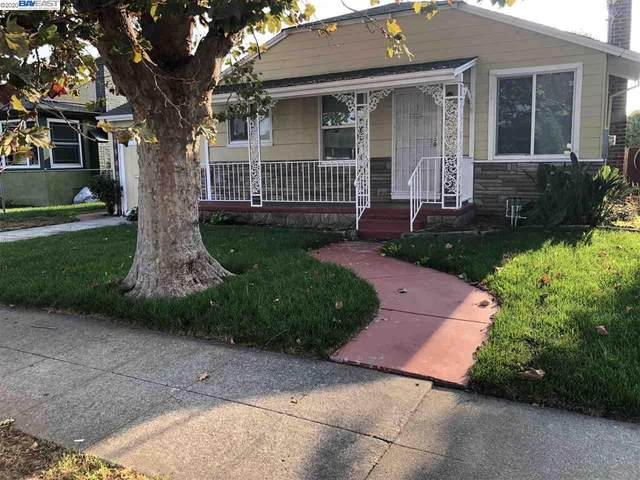 496 Capistrano Dr, Oakland, CA 94603 (#40928843) :: Paradigm Investments