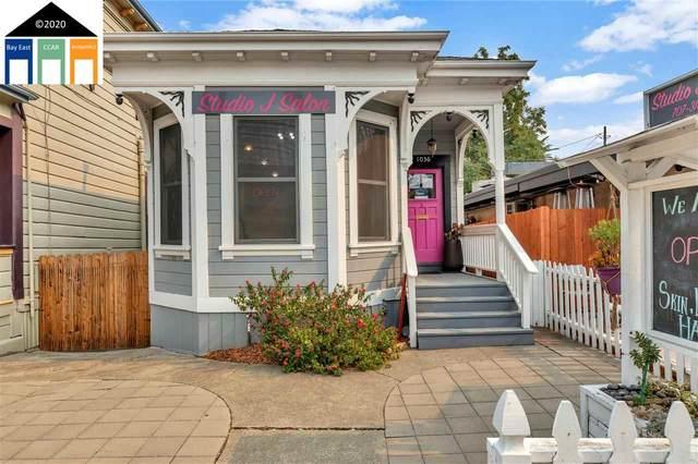 1036 First Street, Benicia, CA 94510 (#40928911) :: Paradigm Investments