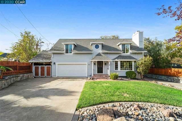 786 Golf Club Way, Pleasant Hill, CA 94523 (#40928941) :: Excel Fine Homes