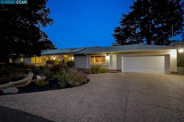 64 Terrace Rd, Walnut Creek, CA 94597 (#40928971) :: Armario Venema Homes Real Estate Team