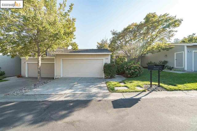 1088 Camino Verde Cir, Walnut Creek, CA 94597 (#40928996) :: Paradigm Investments