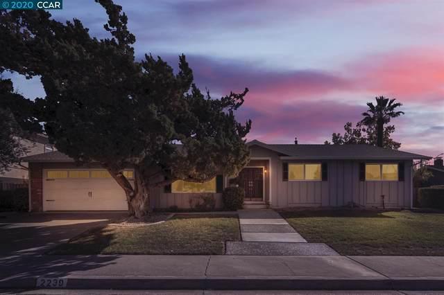 2239 Colonial Ct, Walnut Creek, CA 94598 (#40929131) :: Armario Venema Homes Real Estate Team