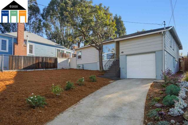 3746 Buell St, Oakland, CA 94619 (#40929341) :: Armario Venema Homes Real Estate Team