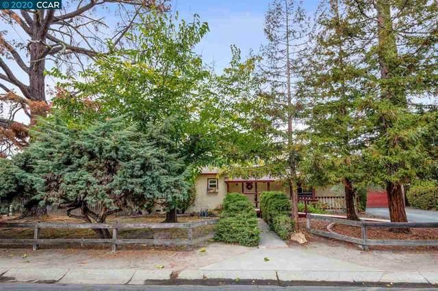 310 Pleasant View Dr, Pleasant Hill, CA 94523 (#40929348) :: Excel Fine Homes