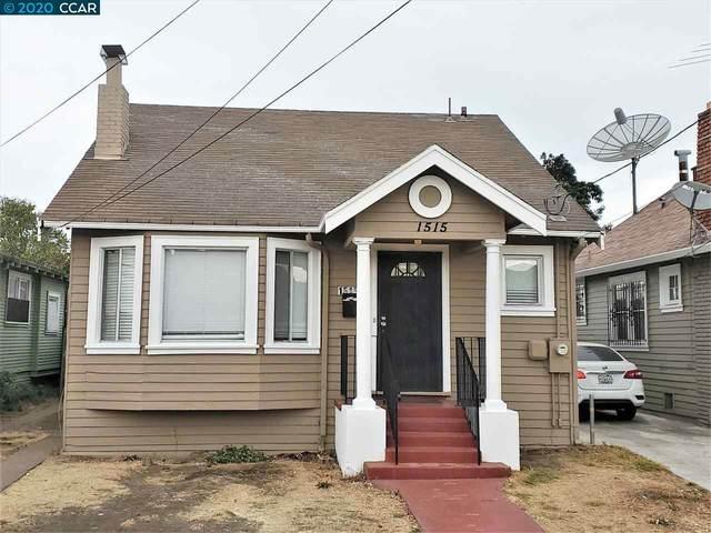 1515 69Th Ave, Oakland, CA 94621 (#40929373) :: Armario Venema Homes Real Estate Team