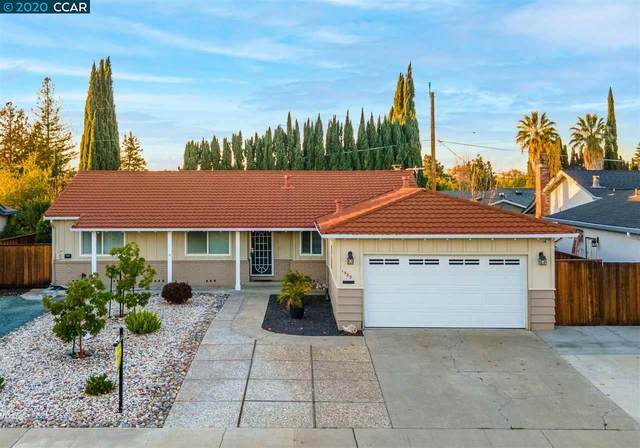1585 Eve Dr, Concord, CA 94521 (#40929391) :: Realty World Property Network
