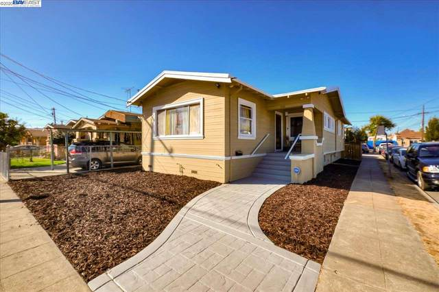 1521 41st Ave, Oakland, CA 94601 (#40929522) :: Real Estate Experts