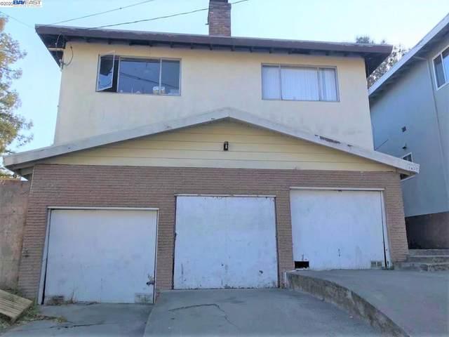 1437 E 32ND ST, Oakland, CA 94602 (#40929537) :: The Grubb Company