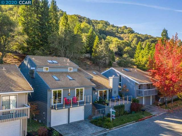 124 Greenbriar, Moraga, CA 94556 (#40929551) :: Armario Venema Homes Real Estate Team