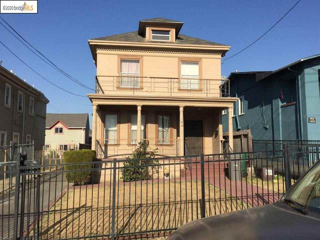 1919 48Th Ave, Oakland, CA 94601 (MLS #40929611) :: Paul Lopez Real Estate