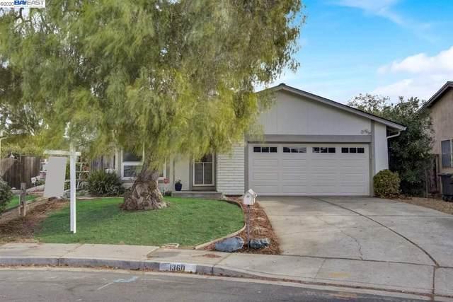 1360 Elderberry Dr, Concord, CA 94521 (#40929678) :: Armario Venema Homes Real Estate Team