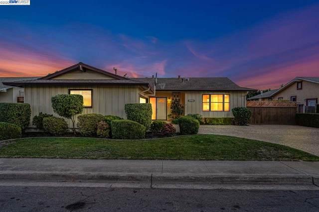 4766 Victoria Ave, Fremont, CA 94538 (#40929685) :: Armario Venema Homes Real Estate Team
