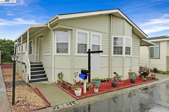 28411 Murcia Street, Hayward, CA 94544 (#40929695) :: Real Estate Experts