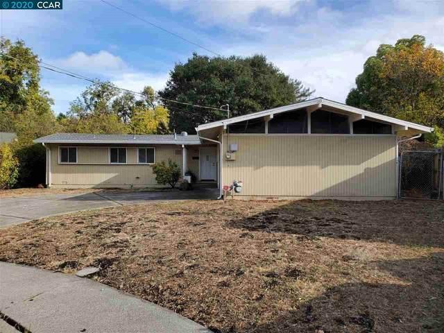 2310 Maria Ct, Pinole, CA 94564 (#40929709) :: Armario Venema Homes Real Estate Team