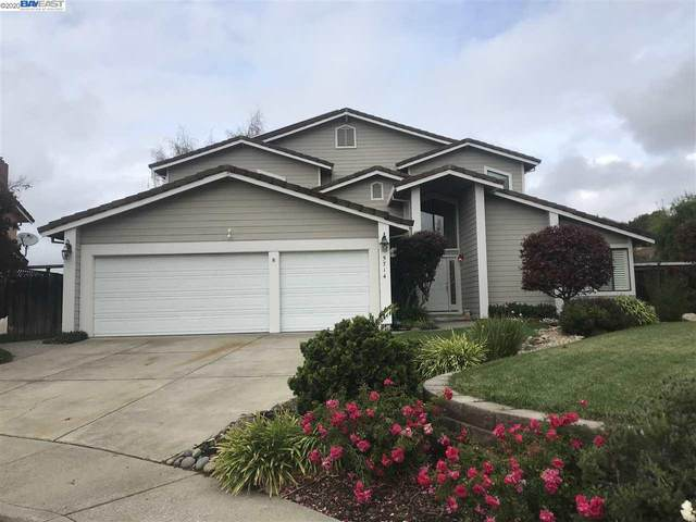 5714 Thousand Oaks Dr, Castro Valley, CA 94552 (#40929778) :: Armario Venema Homes Real Estate Team