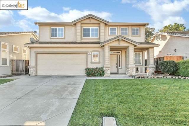 88 Gold Crest. Ct., Pittsburg, CA 94565 (#40929785) :: Armario Venema Homes Real Estate Team