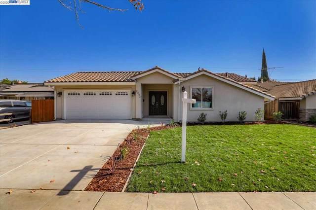 3442 Kilo Ave, San Jose, CA 95124 (#40929860) :: Armario Venema Homes Real Estate Team