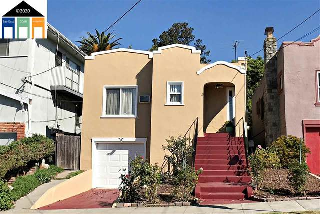4818 Fairfax Ave, Oakland, CA 94601 (#40929875) :: Excel Fine Homes