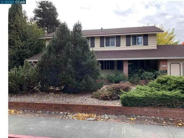 921 Walnut Ave, Walnut Creek, CA 94598 (#40929904) :: Armario Venema Homes Real Estate Team