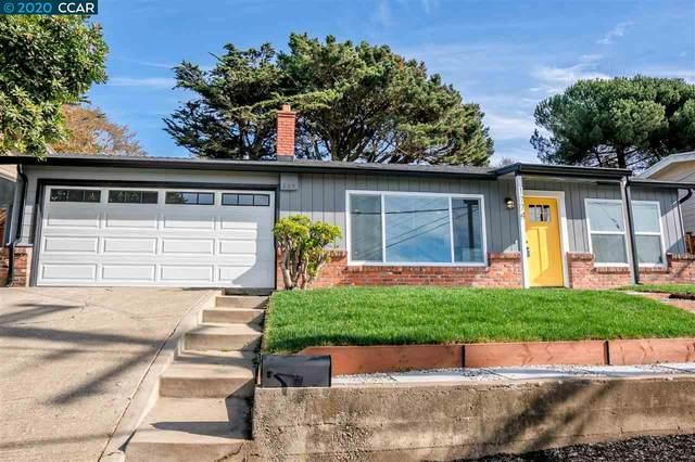 1774 Arlington Blvd, El Cerrito, CA 94530 (#40929915) :: Armario Venema Homes Real Estate Team