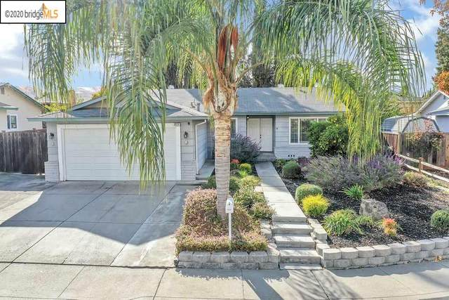 972 Terry Court, Pittsburg, CA 94565 (#40929926) :: Excel Fine Homes
