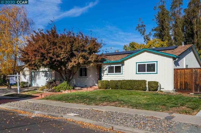 1625 Lynwood Drive, Concord, CA 94521 (#40929975) :: Realty World Property Network