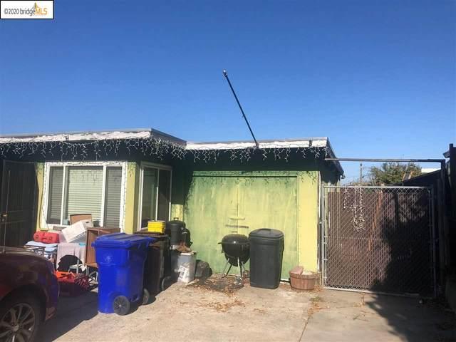 175 Montalvin Dr, San Pablo, CA 94806 (#40929989) :: Armario Venema Homes Real Estate Team