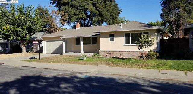 3248 Fitzpatrick Dr, Concord, CA 94519 (#40930013) :: Blue Line Property Group