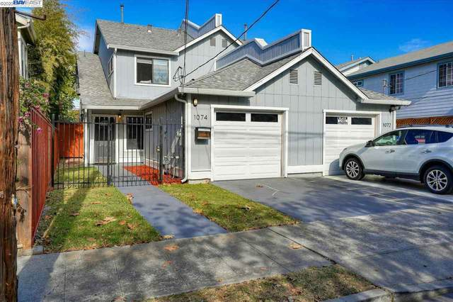 1074 55th Street, Oakland, CA 94608 (#40930017) :: Blue Line Property Group