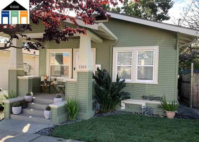 3305 Deering, Oakland, CA 94601 (#40930045) :: Blue Line Property Group