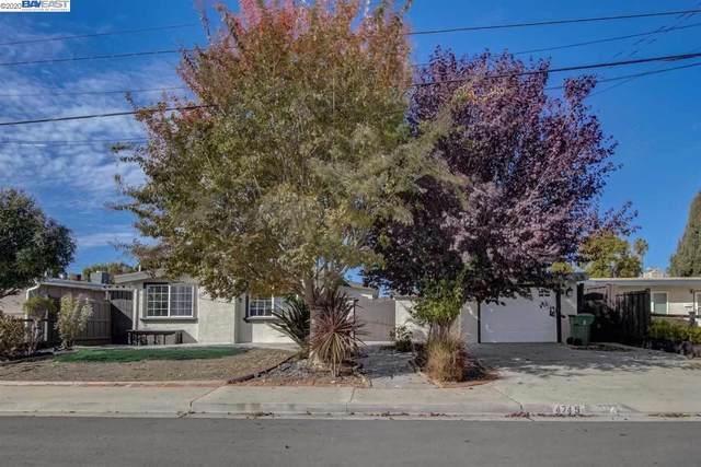 4745 Beechwood Ave, Fremont, CA 94536 (#40930062) :: Armario Venema Homes Real Estate Team