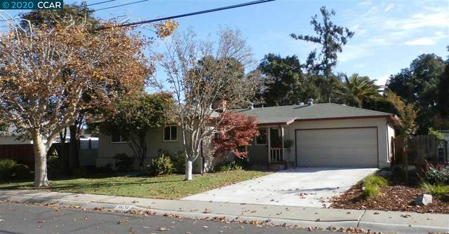3824 Maplewood Dr, Concord, CA 94519 (#40930079) :: Blue Line Property Group