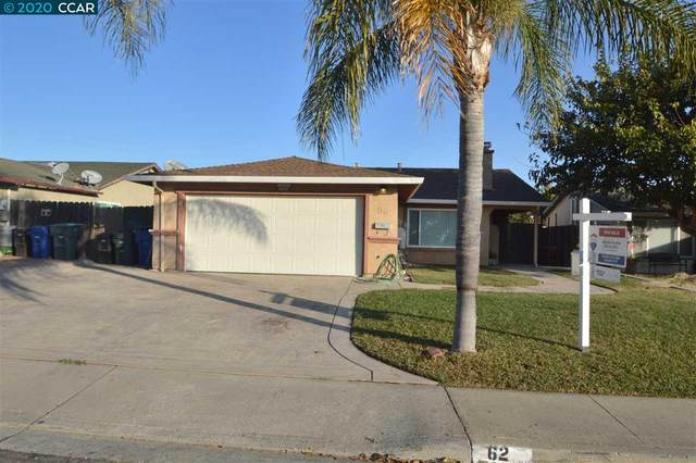 62 Dolphin Dr, Pittsburg, CA 94565 (#40930082) :: Blue Line Property Group