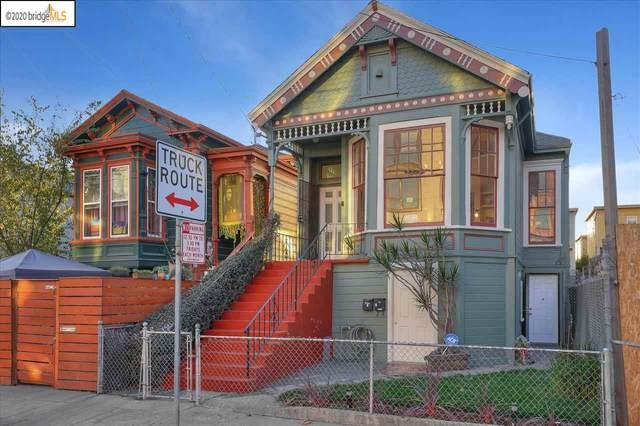 3241 Hollis St, Oakland, CA 94608 (#40930089) :: Realty World Property Network