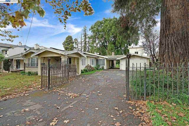 838 Cherry Way, Hayward, CA 94541 (#40930103) :: Sereno
