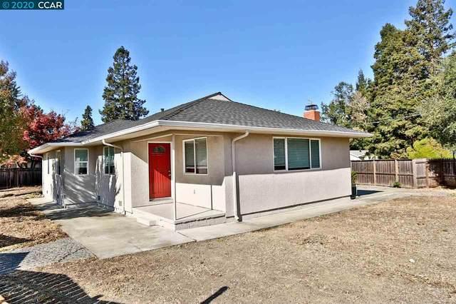 3887 Concord Blvd, Concord, CA 94519 (#40930140) :: Realty World Property Network