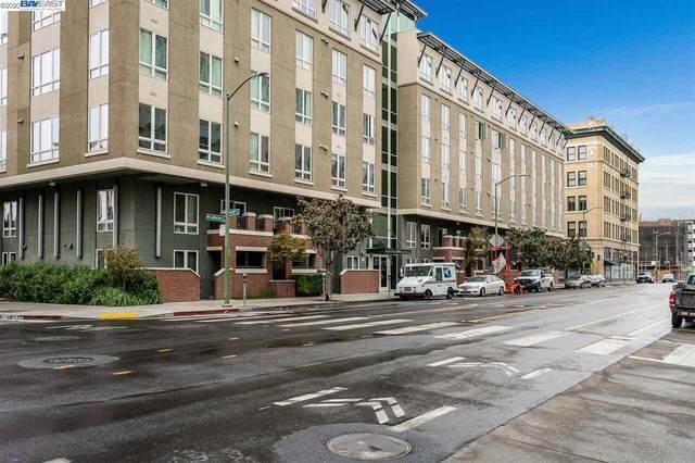 1511 Jefferson Ph 17, Oakland, CA 94612 (#40930151) :: Realty World Property Network
