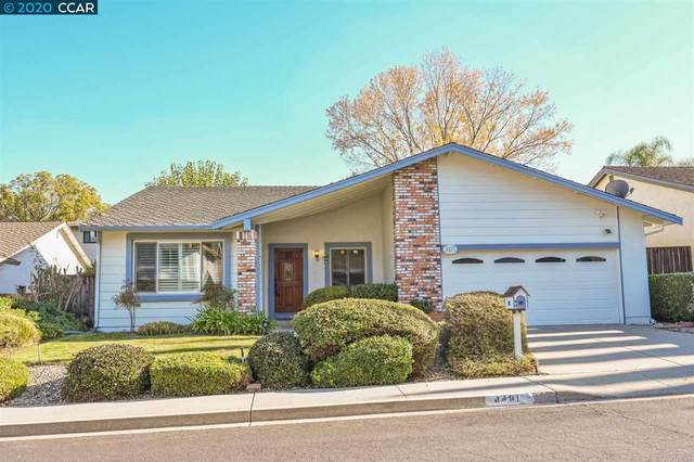 4481 Silverberry Ct, Concord, CA 94521 (#40930157) :: Blue Line Property Group