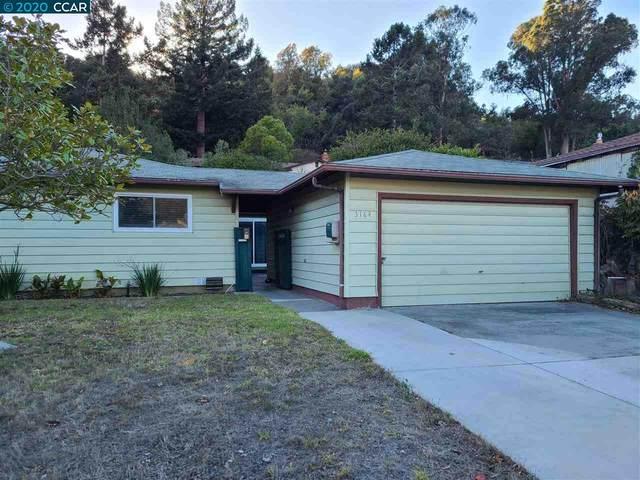 3164 Pinole Valley Rd, Pinole, CA 94564 (#40930162) :: Armario Venema Homes Real Estate Team