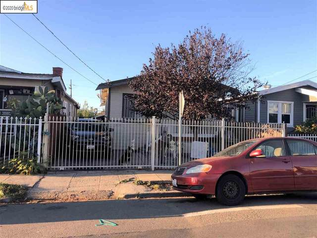 1223 77Th Ave, Oakland, CA 94621 (#40930163) :: Paradigm Investments