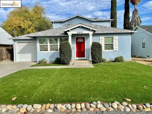 2861 Pacific St, Concord, CA 94518 (#40930165) :: Excel Fine Homes