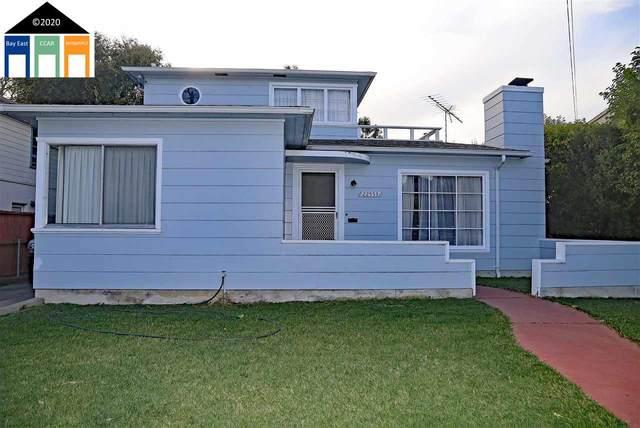 22553 5Th St, Hayward, CA 94541 (#40930173) :: Realty World Property Network