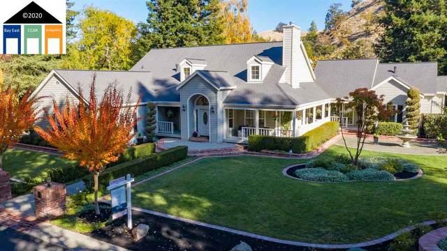 10 Morningside Pl, Alamo, CA 94507 (#40930182) :: Excel Fine Homes