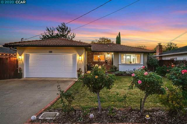 855 Madigan Ave, Concord, CA 94518 (#40930210) :: Blue Line Property Group