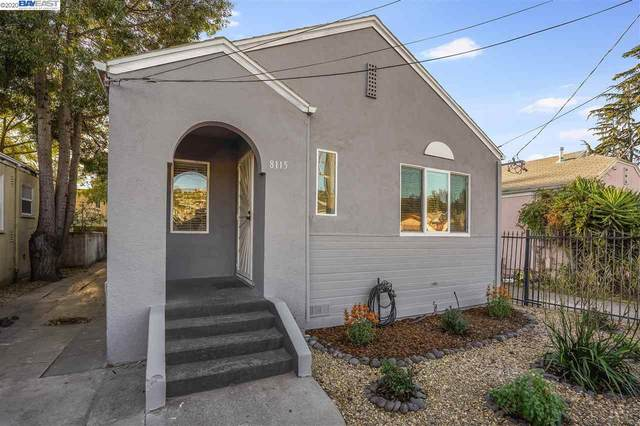 8115 Hillside Street, Oakland, CA 94605 (#40930264) :: Real Estate Experts