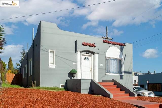 3048 School St, Oakland, CA 94602 (#40930281) :: Blue Line Property Group