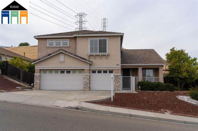 1038 Oakpoint Dr, Bay Point, CA 94565 (#40930307) :: Excel Fine Homes